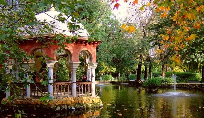 Parque De Maria Luisa Mudakids Com
