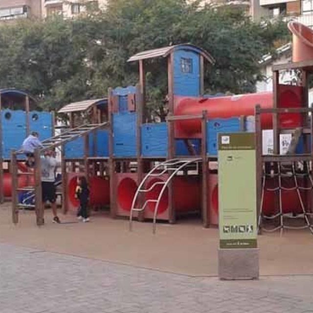 Parque de las Estaciones
