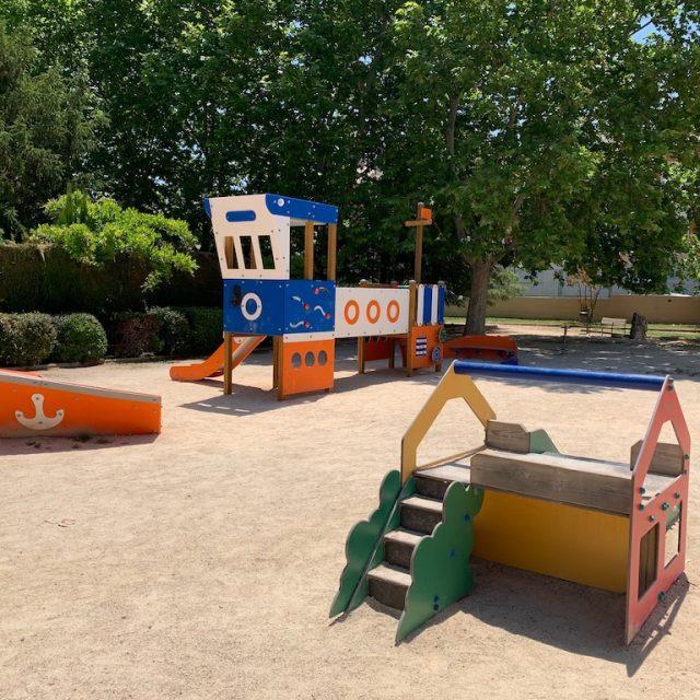 Parque de la Piscina