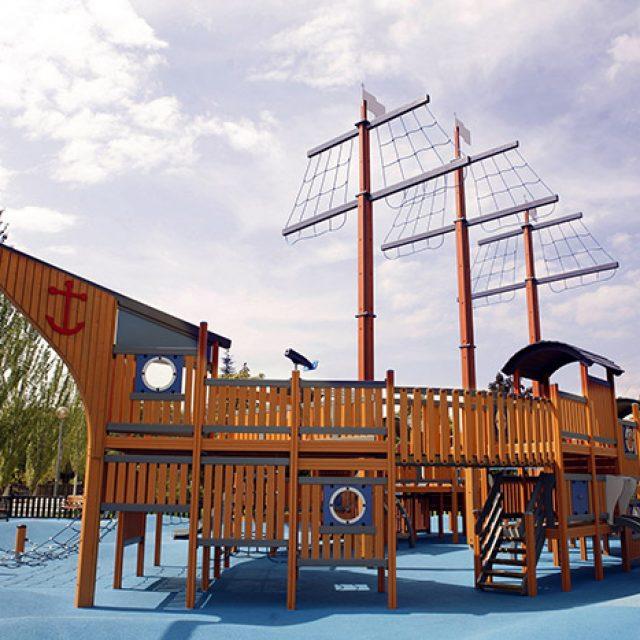 Parque Temático Barco de Aventuras