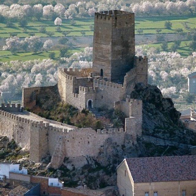 Castillo – Fortaleza de Banyeres de Mariola