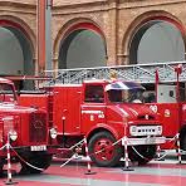 El Museo del Fuego y los Bomberos