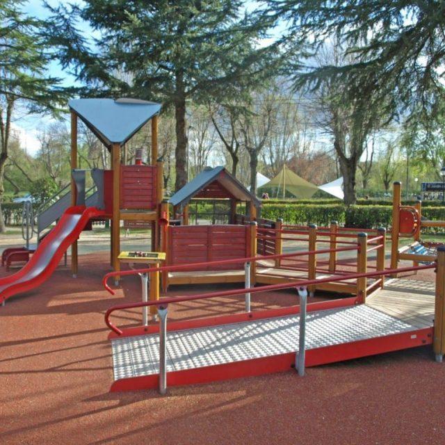 Parque de la Vía Parque