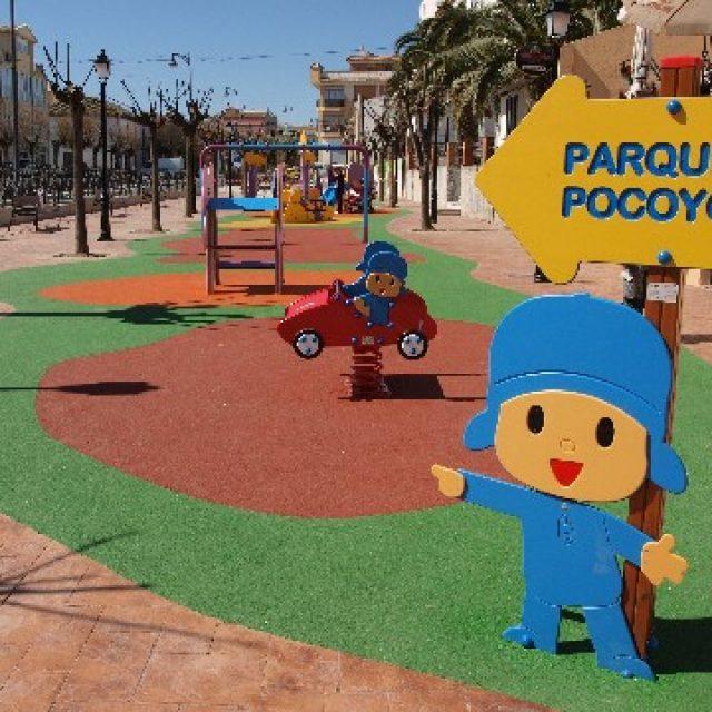 Parque de Pocoyó