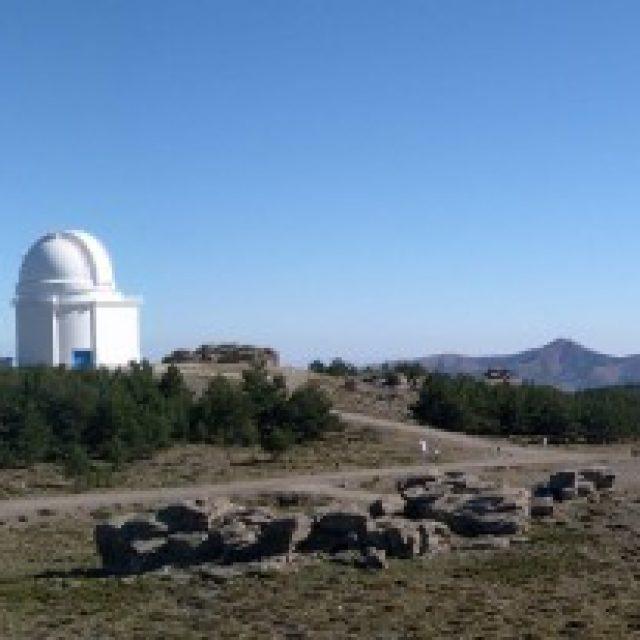 El Observatorio Astronómico Hispano-Alemán