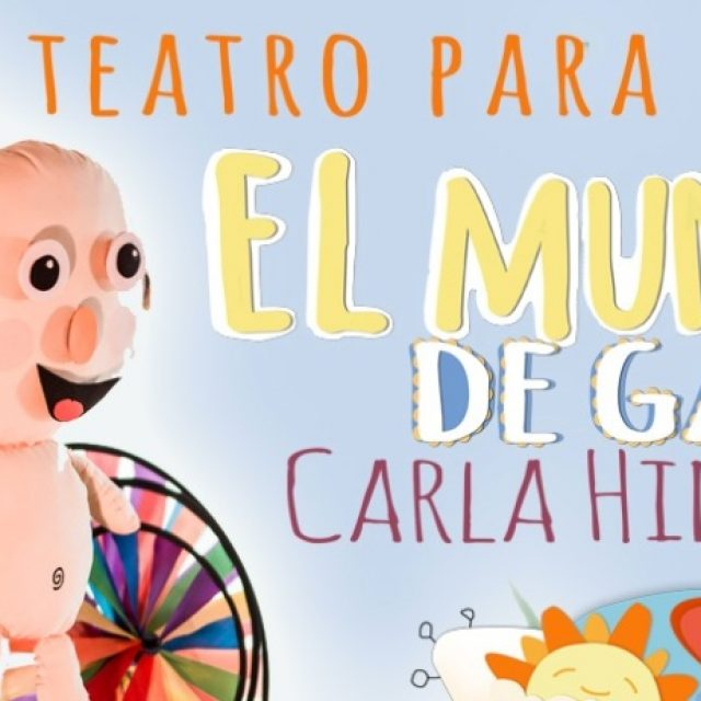 El Mundo de Gael – Teatro Soho (Madrid)